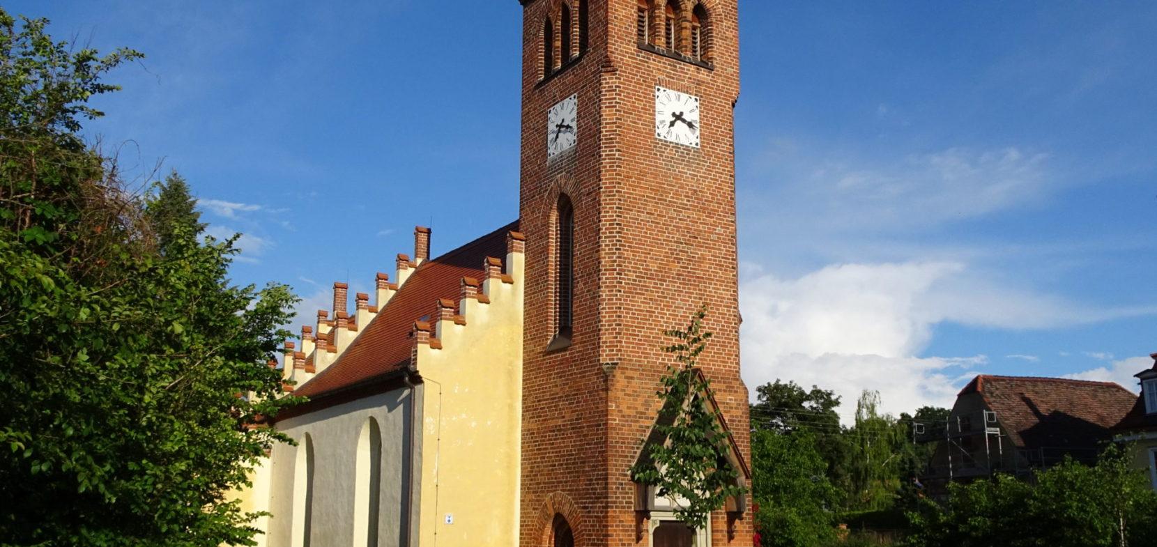 Schloßkirche Lützschena