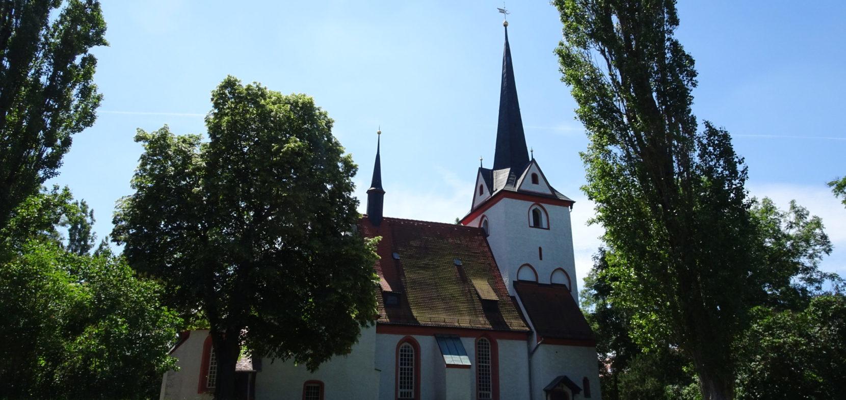 Gnadenkirche Wahren