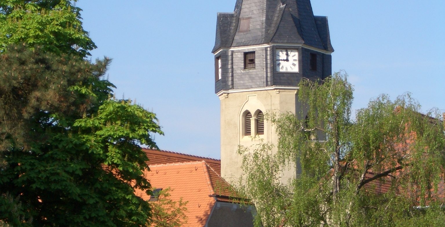 Hainkirche St. Vinzenz Lützschena
