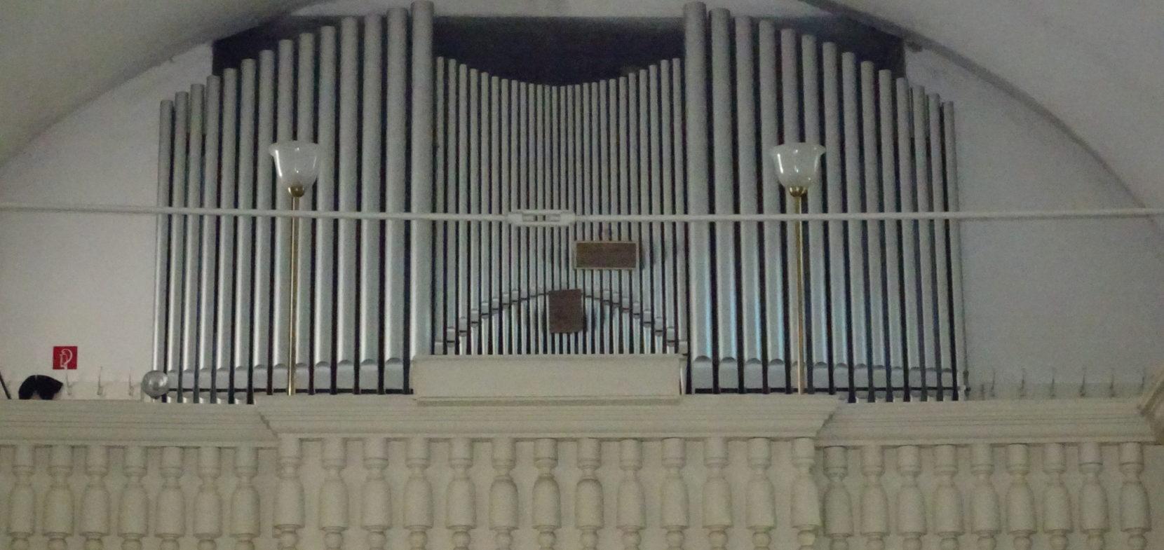 Die Orgeln der Gnadenkirche