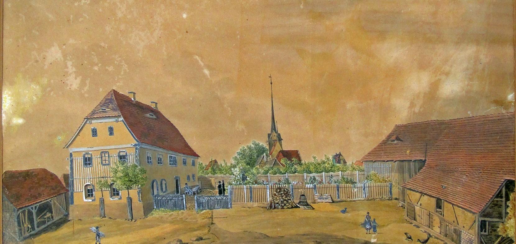 Zur Geschichte der Gnadenkirche