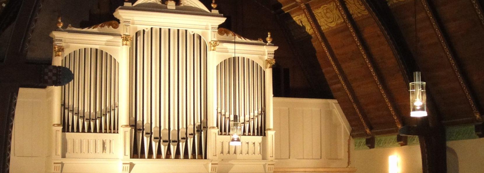 Die Jehmlich-Orgel der Hainkirche St. Vinzenz