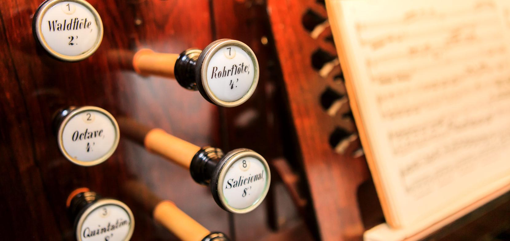 Die Schweinefleisch-Mendelssohn-Orgel