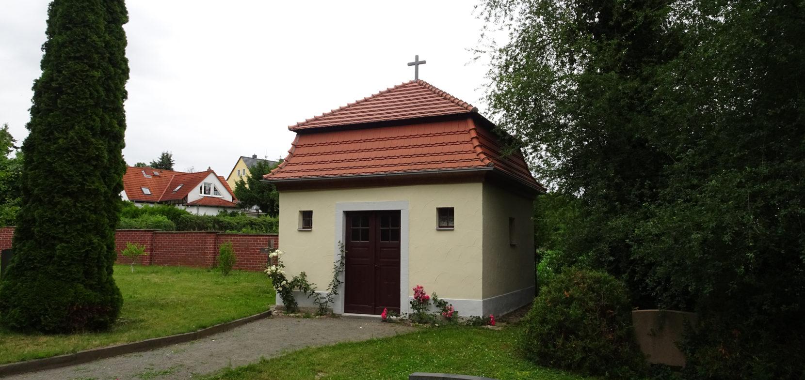 Friedhof Lützschena