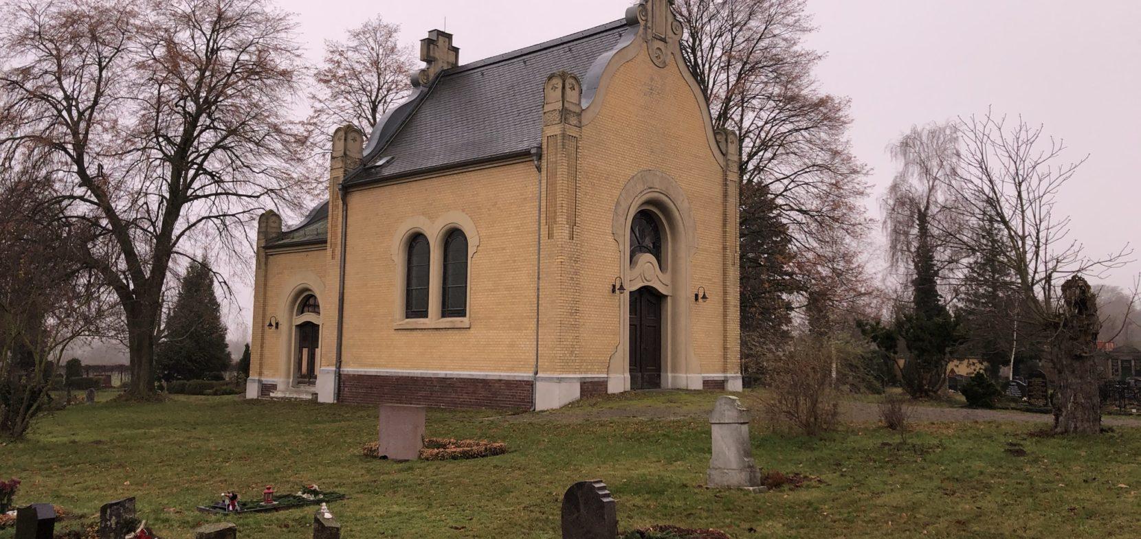 Friedhofskapelle Lindenthal