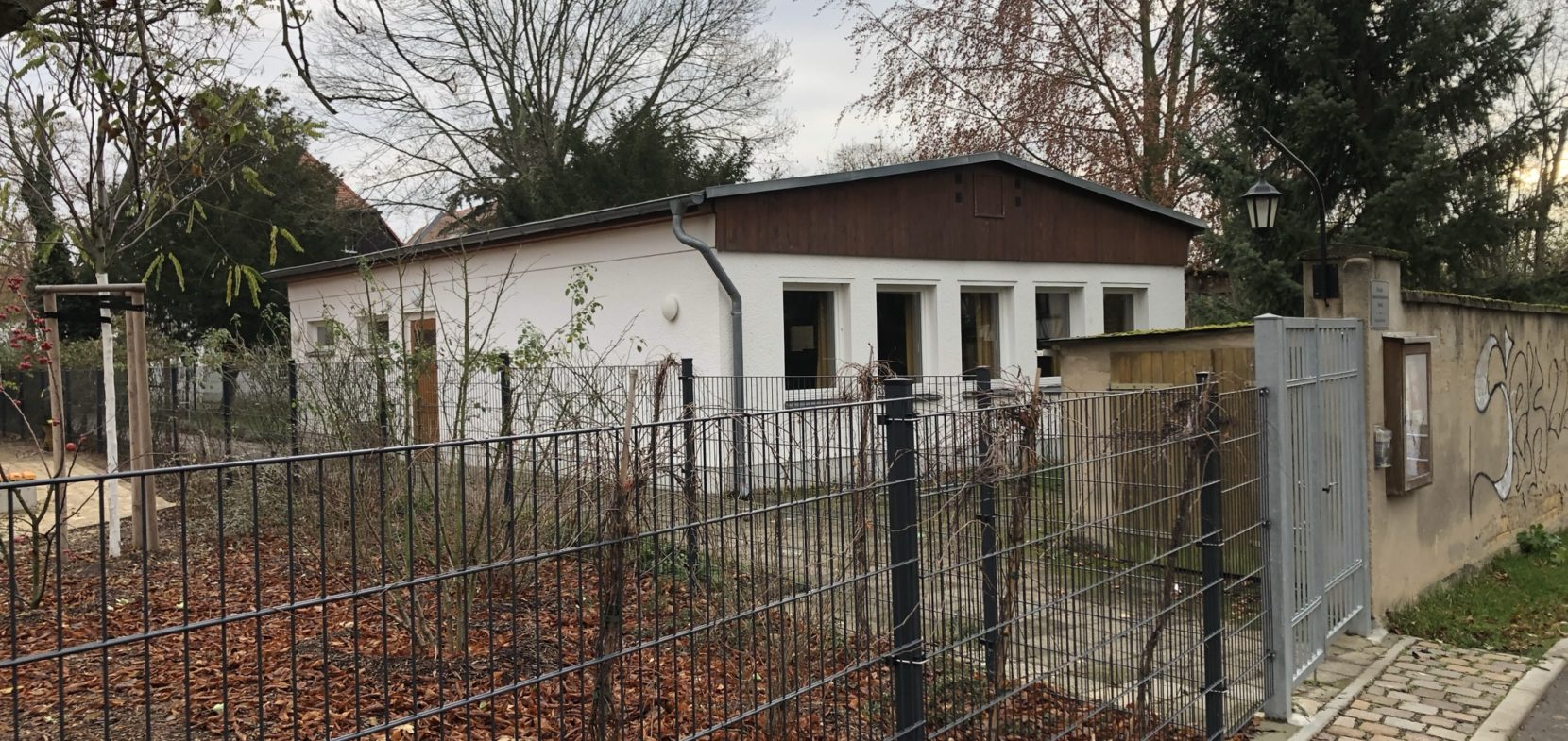 Gartenhaus Wahren