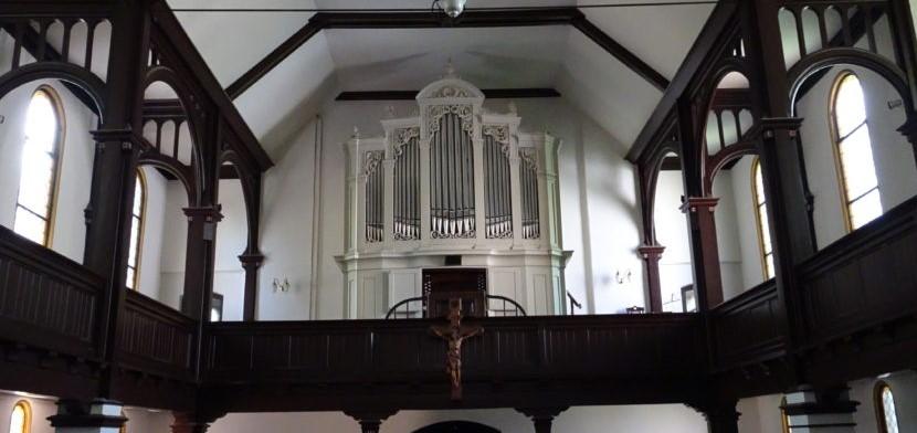 Orgelvesper in Möckern 300. Geburtstag des Orgelbauers Christian Immanuel Schweinefleisch