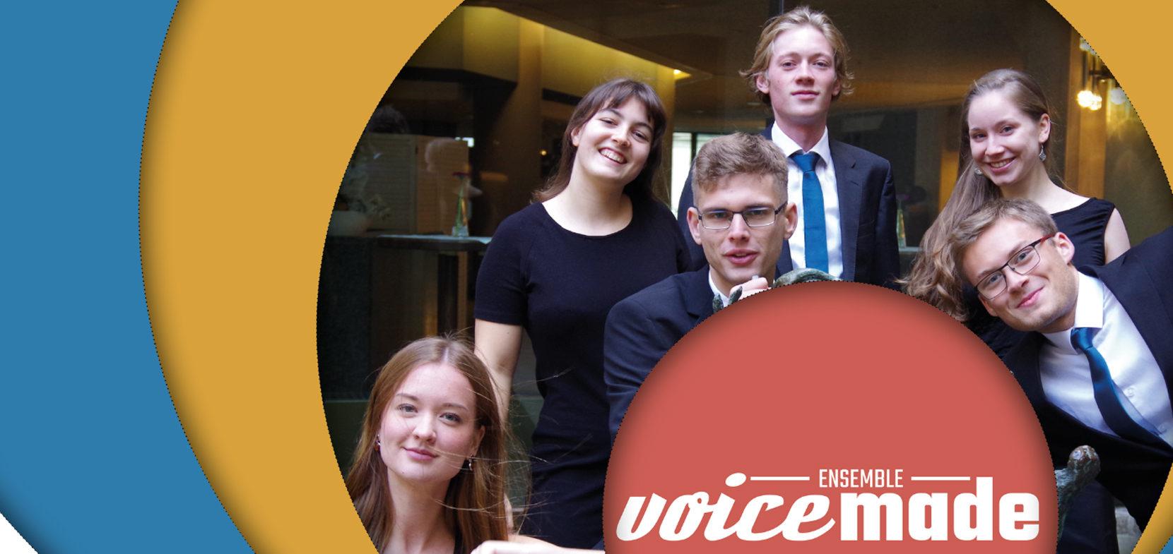 Benefizkonzert mit dem Ensemble Voicemade